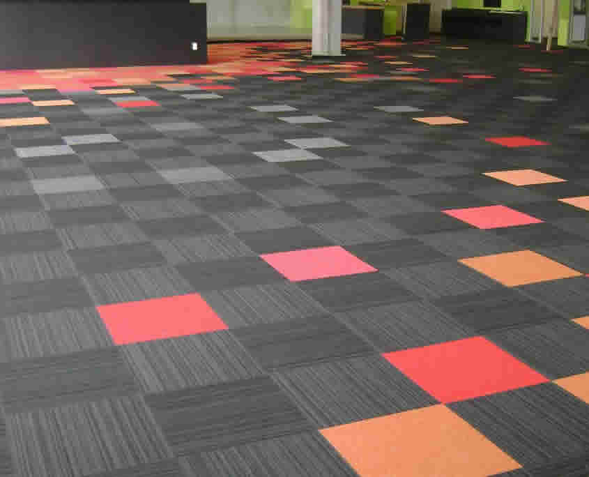 Carpet Tiles Ideal Floor Systems E A Ltd