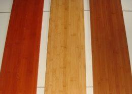 Bamboo floor on kenya