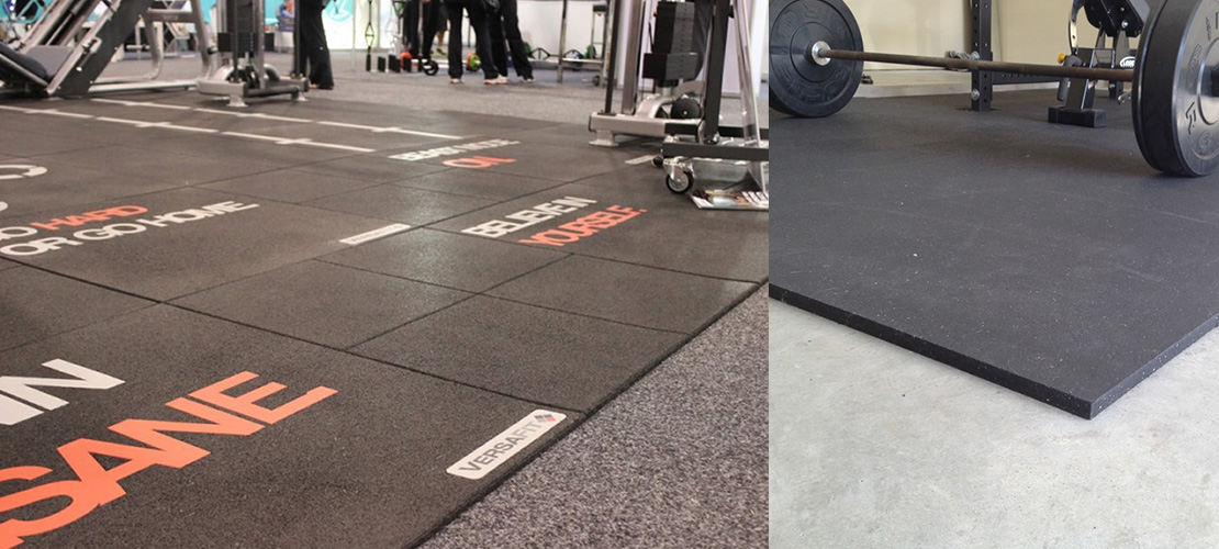 Gym rubber mats/tiles in kenya