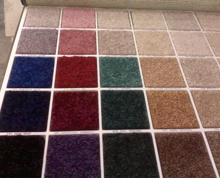Executive wall to wall carpets